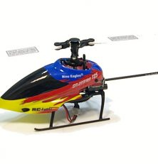 Nine Eagles Solo Pro 125A V2 6-CH RC Helicopter Review