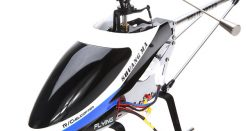 Double Horse 9117 4-CH 2.4G RC Helicopter Review