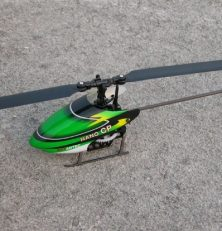 SkyArtec Wasp Nano CP 3D Brushless RC Helicopter Review