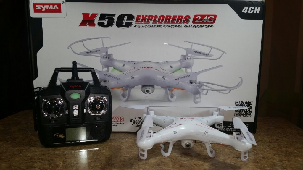 syma x5c package